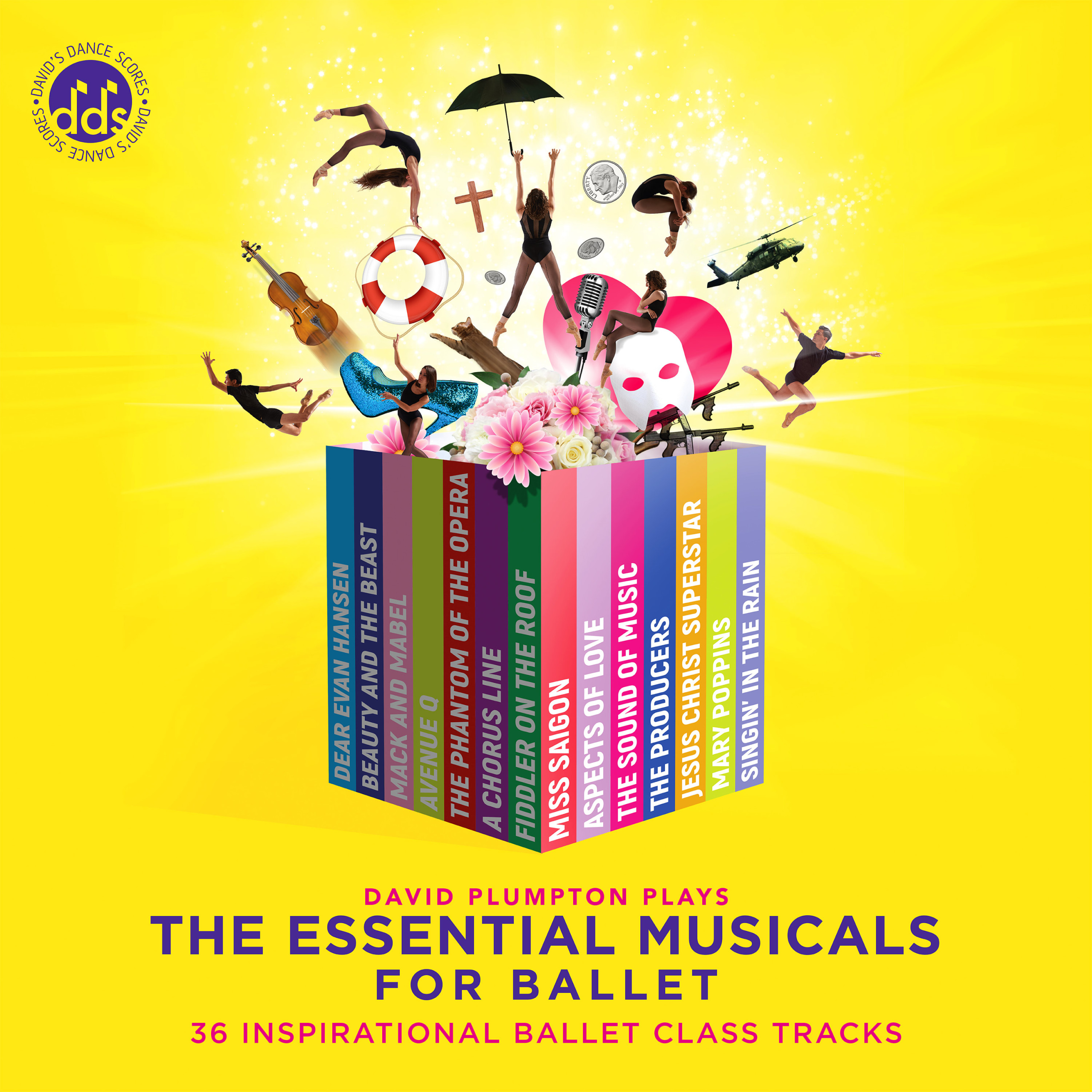 DDS23 - The Essential Musicals